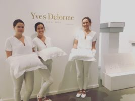Yves Delorme Couture Launch NYC
